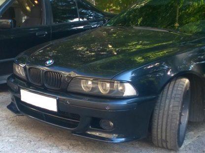 Накладки на M-бампер BMW E39