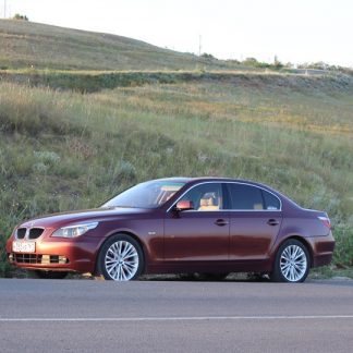 Тюнинг для BMW E60